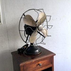 アンティーク Electric Fan(扇風機)/Westinghouse/アメリカ B12