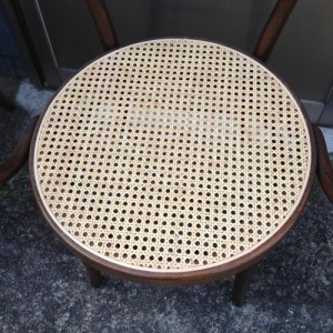 籐の椅子の座面張替4