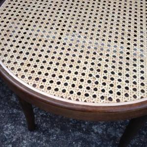 籐の椅子の座面張替5