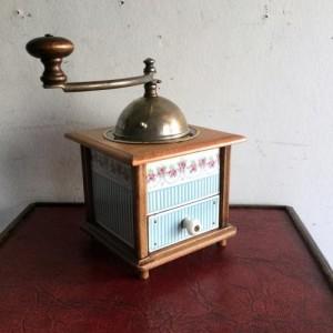 アンティーク BB社ローズガーランド(ローズバンド)のコーヒーミル/グラインダー/フランス B10