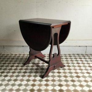 ヴィンテージ バタフライのコーヒーテーブル/マホガニー/イギリス E1