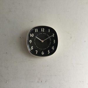 ヴィンテージ Russel Wright(ラッセルライト)の壁掛け時計/陶器/アメリカ E8