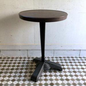 アンティーク カフェテーブル/ビストロ/REX/アールデコ/フランス G6 です。
