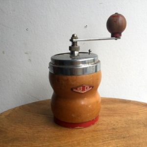 ヴィンテージ コーヒーミル/グラインダー/BG/イタリア K3