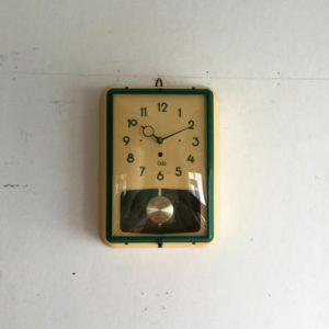 ODO ヴィンテージクロック/壁掛け時計/振り子時計/フランス K7