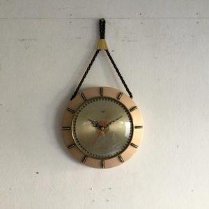 ヴィンテージ SMITHS(スミス)の壁掛け時計/ウォールクロック/イギリス M10