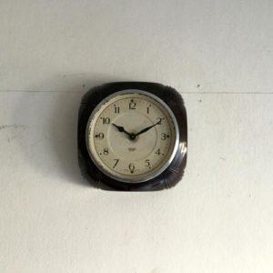 アンティーク SMITHS(スミス)の壁掛け時計/ウォールクロック/イギリス M11