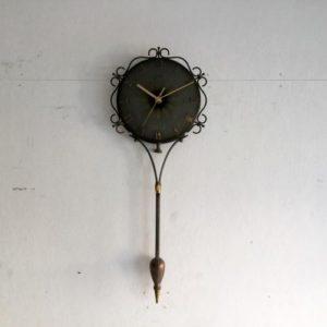 ヴィンテージ 壁掛け時計/Schatz社/ウォールクロック/ドイツ A1